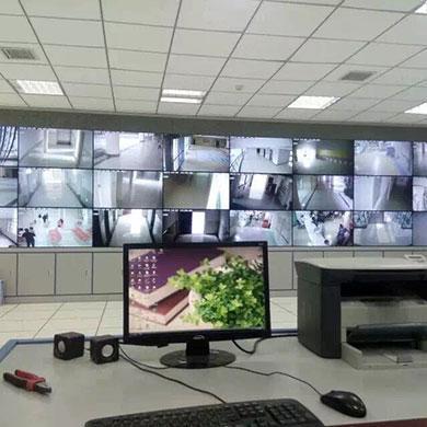 某地公安监控系统中心
